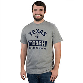 Dallas Cowboys Nike Texas Tough Tee