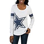 Dallas Cowboys Nike Go Long Top