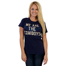 Dallas Cowboys We Are Cowboys Tee