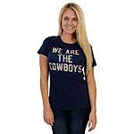 Dallas Cowboys We Are Cowboys Tee