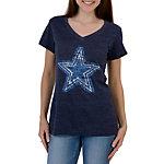 Dallas Cowboys Jason Witten #82 Go Team V-Neck