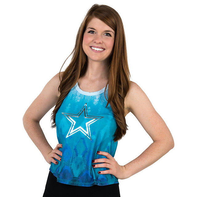 Dallas Cowboys Tribal Tank