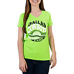 Dallas Cowboys 2014 Womens Surf and Turf Training Camp Tee