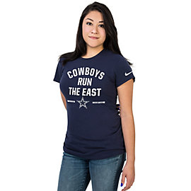 Dallas Cowboys 2014 NFC East Division Champs Nike Womens Tee