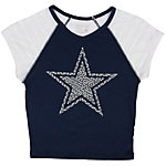Dallas Cowboys Girls Helena Tee