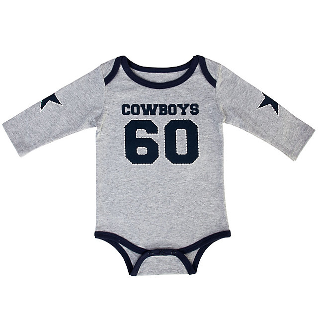 Dallas Cowboys Infant Walden Bodysuit