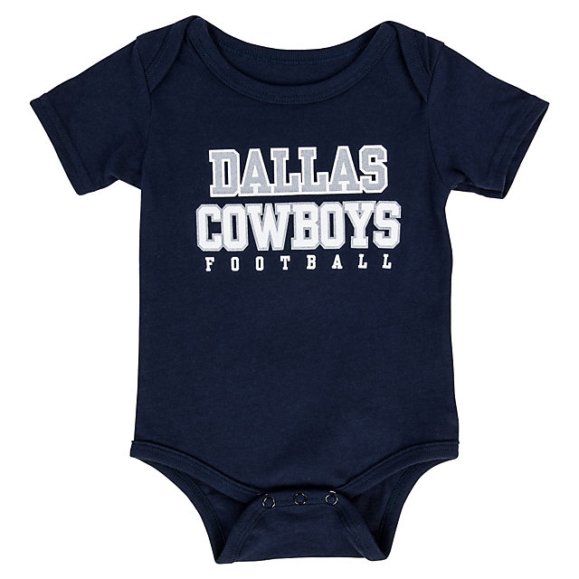 Dallas Cowboys Practice Tee Bodysuit
