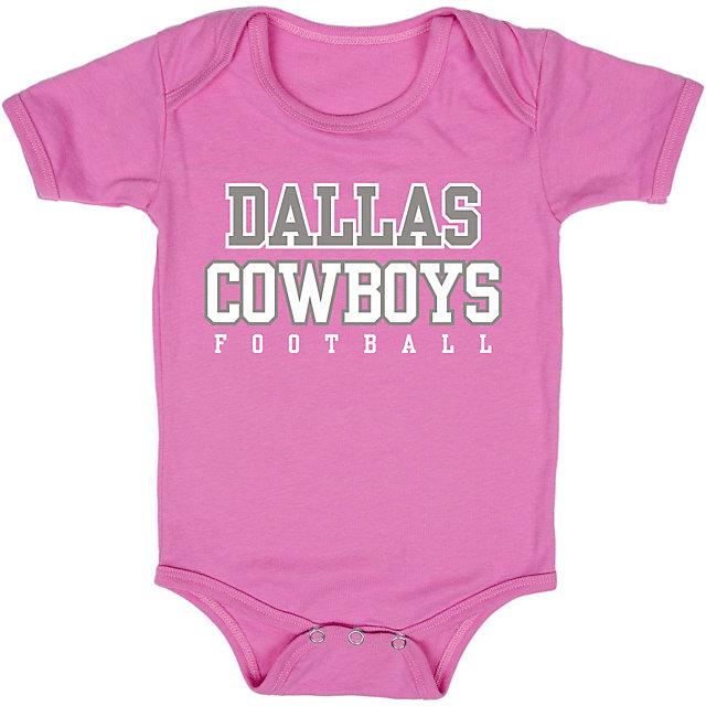 Dallas Cowboys Practice Tee Bodysuit