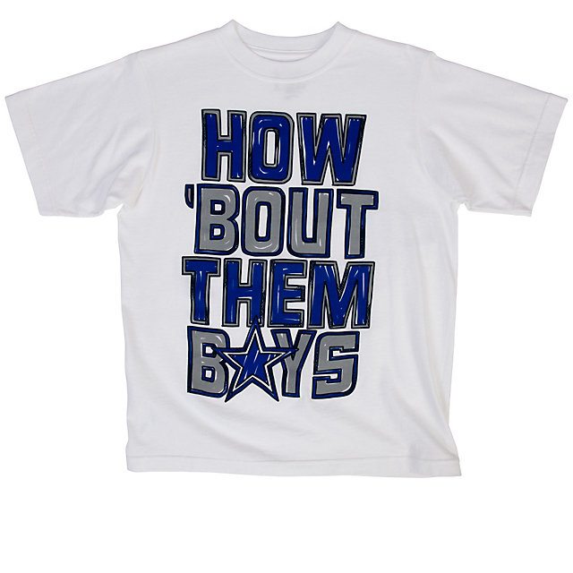 Dallas Cowboys Youth Marker Tee
