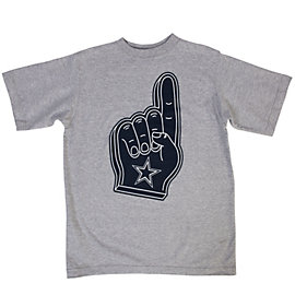 Dallas Cowboys Youth Foam Finger Tee