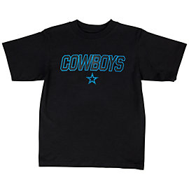 Dallas Cowboys Youth Blue Current Tee