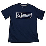 Dallas Cowboys Nike Youth Legend Jock Tag Tee