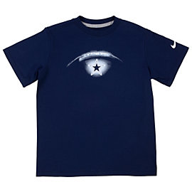 Dallas Cowboys Nike Youth Glow Football Tee