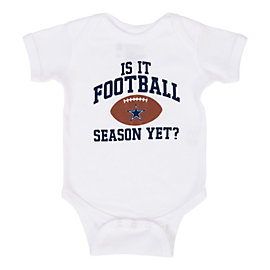 Dallas Cowboys Ventura Infant Bodysuit
