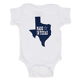 Dallas Cowboys Wooley Infant Bodysuit