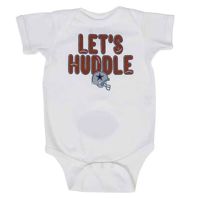 Dallas Cowboys Mandalay Infant Bodysuit