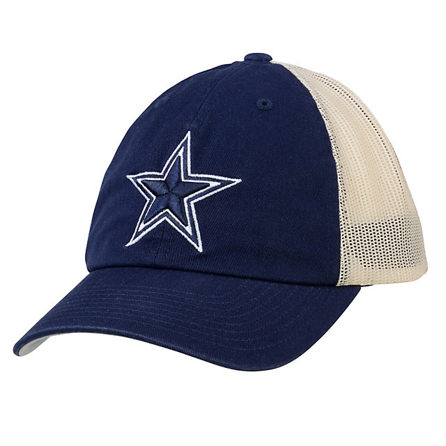 Dallas Cowboys Basic Meshback Cap