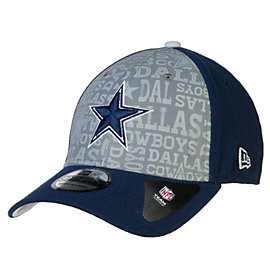 Dallas Cowboys Reflective New Era 2014 Draft 39Thirty