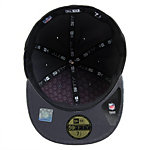 Dallas Cowboys Reflective New Era 2014 Alternate Draft 59Fifty