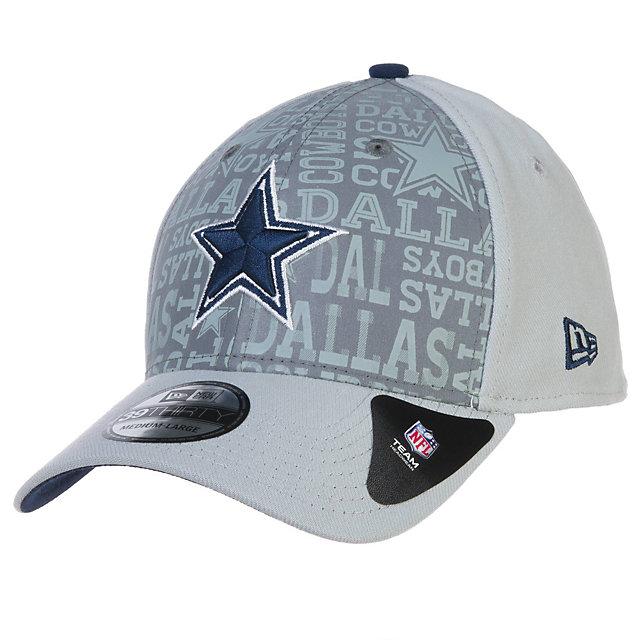Dallas Cowboys Reflective New Era 2014 Alternate Draft 2.0 39Thirty