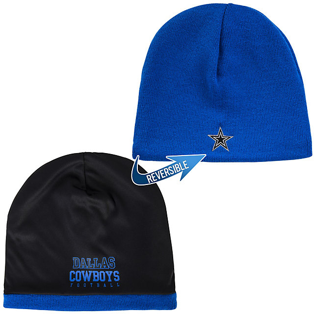 Dallas Cowboys Reversible Practice Trainer Knit Cap