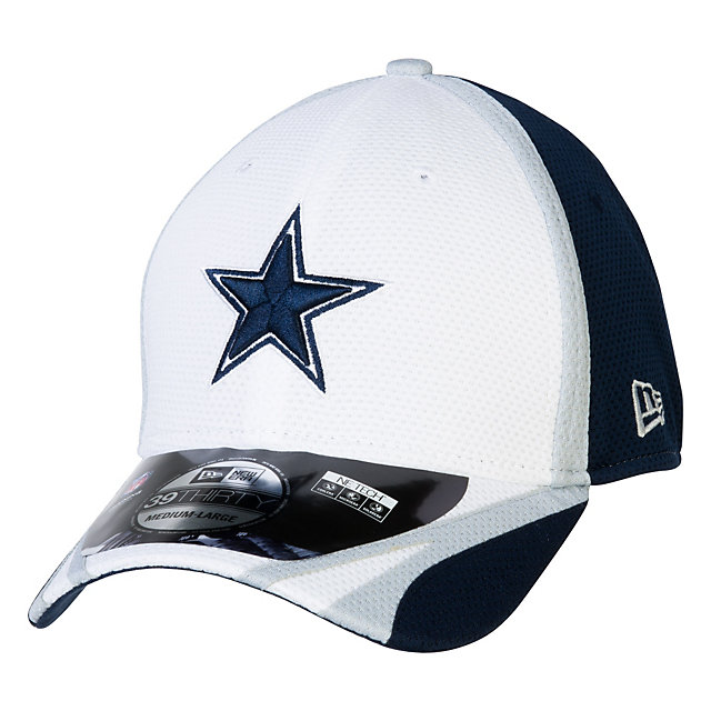 Dallas Cowboys New Era 2014 Training Cap 39THIRTY
