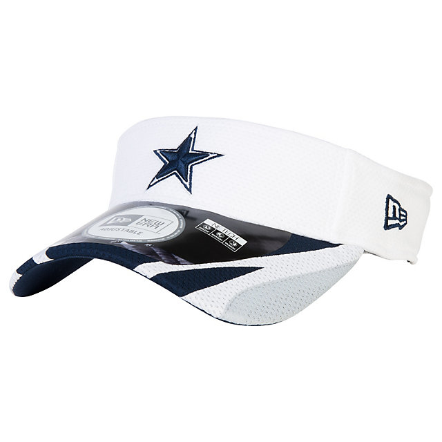 Dallas Cowboys New Era 2014 Training Visor
