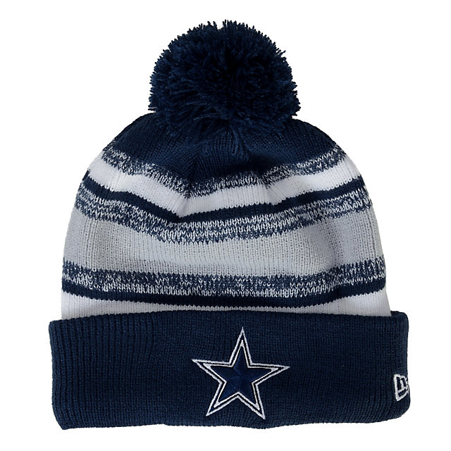 Dallas Cowboys New Era Classic Sport Knit Cap