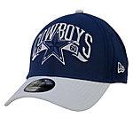 Dallas Cowboys New Era Major Arch Classic 39Thirty Cap
