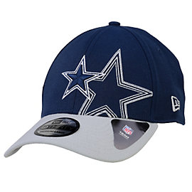 Dallas Cowboys New Era Outliner Classic 39Thirty Cap