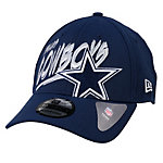 Dallas Cowboys New Era Speed Tilt Classic 39Thirty Cap