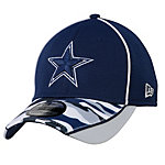 Dallas Cowboys New Era Camstyle 39Thirty Camo Cap