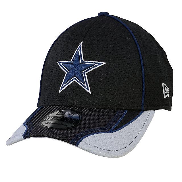 Dallas Cowboys New Era Vizaframe 39Thirty Cap