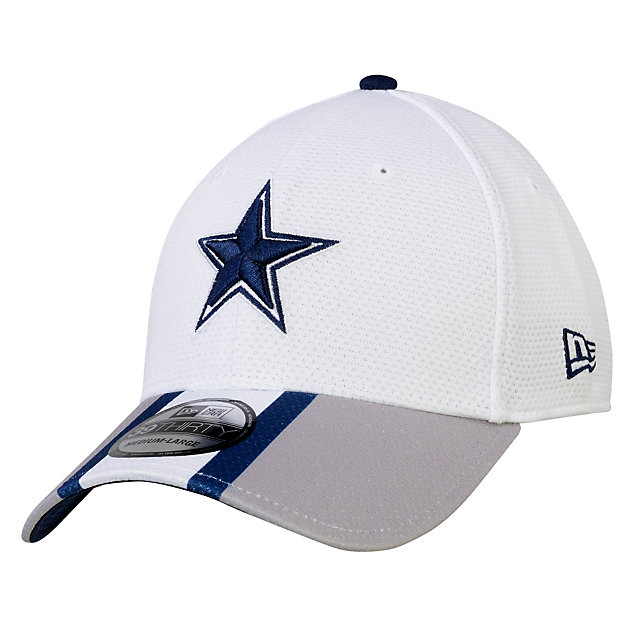 Dallas Cowboys New Era Perf Hook Up 39Thirty Cap