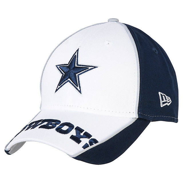 Dallas Cowboys New Era Word Stamped 9Forty Cap