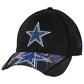 Dallas Cowboys New Era Flick Flash 9Forty Cap
