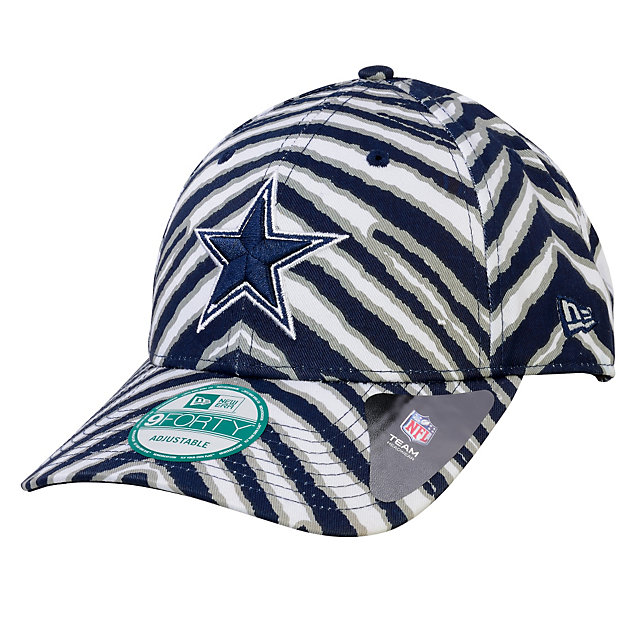 Dallas Cowboys New Era Zubaz 9Forty Cap