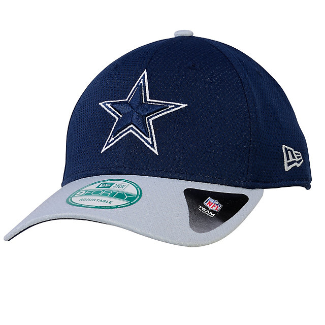 Dallas Cowboys New Era Fundamental Tech 9Forty Hat