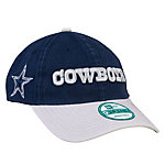 Dallas Cowboys New Era Team Canvas 9Forty Cap