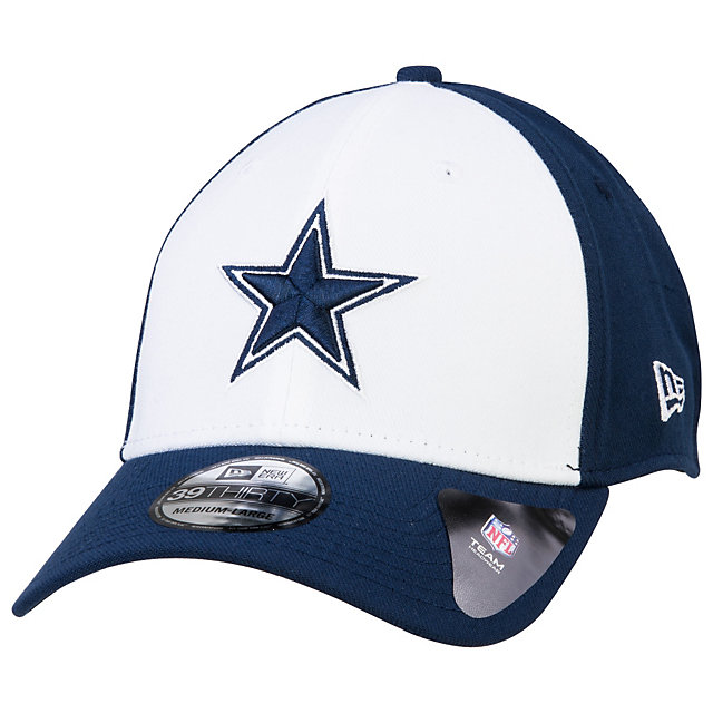 Dallas Cowboys New Era Team Classic 39Thirty Cap