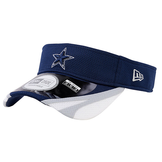 Dallas Cowboys New Era 2014 Training Visor