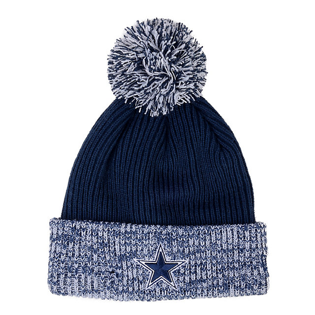 Dallas Cowboys New Era Flurry Frost Knit Cap