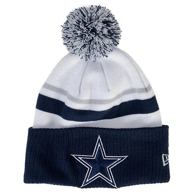 Dallas Cowboys New Era Patch Is Proof Knit Cap