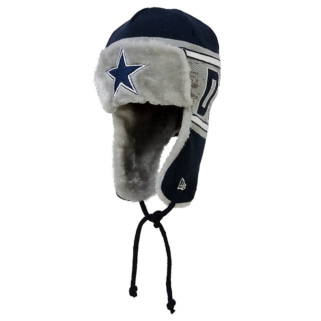 Dallas Cowboys New Era Word Trap Cap