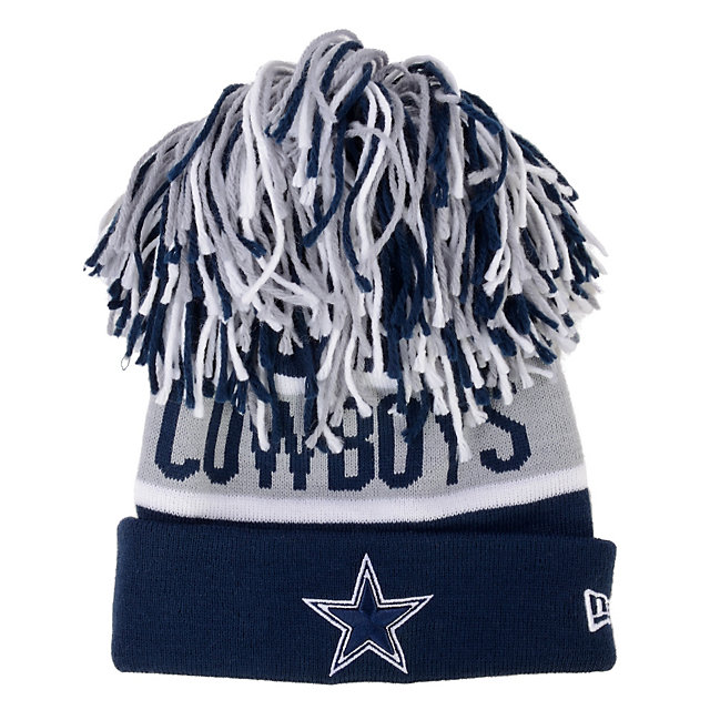 Dallas Cowboys New Era The Enthusiast Knit Cap