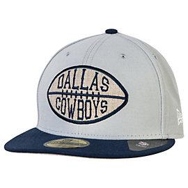 Dallas Cowboys New Era Oats Up 59Fifty Cap