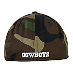 Dallas Cowboys New Era Camo Pop Redux 59Fifty Cap