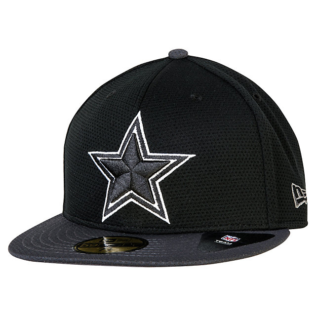 Dallas Cowboys New Era Team Basic 59Fifty Cap