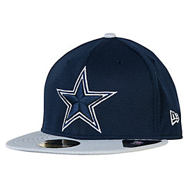 Dallas Cowboys New Era Team Basic 59Fifty Cap