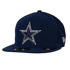 Dallas Cowboys New Era Patch Enthusiast 59Fifty Cap